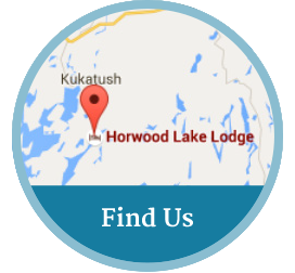 Get Directions to Horwood Lake Lodge