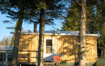 Cabins at Horwood Lake Lodge